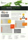 Gb group global identity verification 1