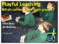 Game Based Learning - Sunday Times Education Show