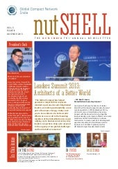 NutShell – GCNI Tri-annual Newslett...