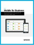 Mobile for Business: Stay Connected On The Go
