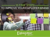 10 Free Steps to Improve Your Employer Brand