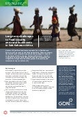 Long-term challenges to food security and rural livelihoods in Sub-Saharan Africa