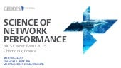 The science of network performance