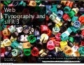 Geek Meet: Web Typography and sIFR 3