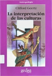 "Geertz, Clifford.   ""La interpretac..."
