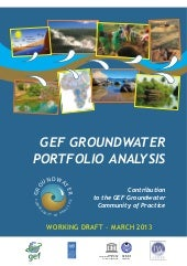 Analysis of the GEF GW Portfolio