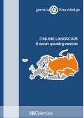 Online Landscape in Russian-speaking countries by Gemius