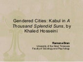 Gendered Cities