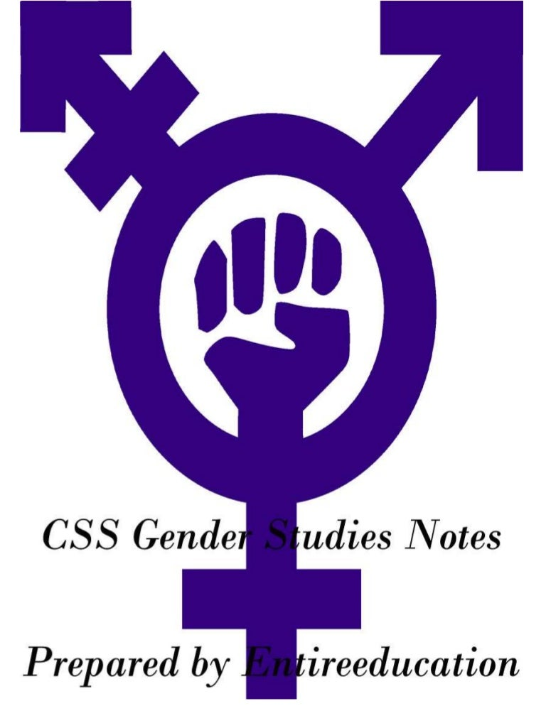 Why do many people in Gender Studies section believe in statistics research over reality?