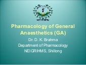 General anaesthesia (New) - drdhriti