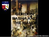 Gordon Pasha and the Mahdi