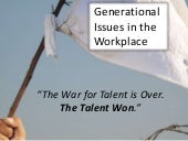 Generational Issues in the Workplace - MNCPA