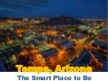 Tempe Real Estate powerpoint
