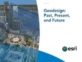 Geodesign: Past, Present, and Future