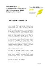 Geo far matics_cologne_declaration_...