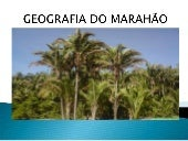 Geografia do Marahão