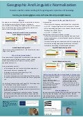 Geographic and linguistic normalization opensym2014 poster