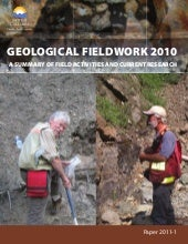 Geological Fieldwork 2010