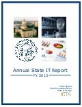 Georgia annual state it report 2013