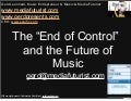 Gerd Leonhard Presentation in  Helsinki: The  Future Of  Music  End Of  Control Sept 8 2006