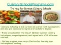 How to Find German Culinary Schools for Cooking Art