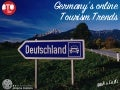 Germany online tourism trends