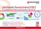 Germany trends 2013