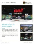 Bell Heli Expo 2011 Case Study - GES