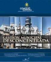 Gestion municipal desconcentrada