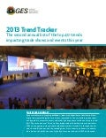 Ges trend tracker 2013