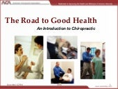 An Introduction to Chiropractic?