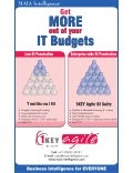 Get MORE from IT Budgets