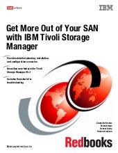 Get more out of your san with ibm t...