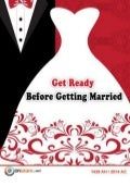 Get Ready Before Getting Married
