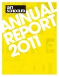 Get Schooled Annual Report 2011