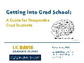 Getting into grad school_2015-07_slides & handout