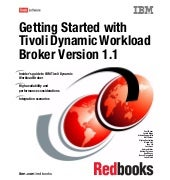 Getting started with tivoli dynamic...