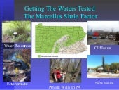 Getting the Waters Tested - The Mar...