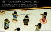 GET YOUR STUFF CONNECTED - SOCIAL M...