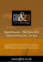 Global Feed Markets: May - June 2012