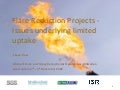 Flare reduction projects - issues underlying limited uptake - Steve Ross (SGS)