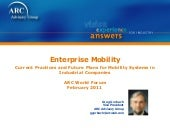 Enterprise Mobility - Current Pract...