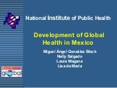 What is Global Health?: Miguel Ánge...
