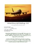 Global HeavyLift Holdings, LLC Submits RFP To Boeing For Ten 747-8F Freighters