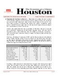 GHP Houston: The Economy at a Glance