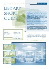 CEU Library Guide 09/10