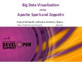 Big Data visualization with Apache Spark and Zeppelin
