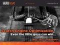 Search Engine Optimization - Even the little guys can win...