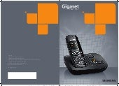 Gigaset c590 c595 user guide