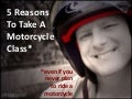 5 Reasons To Take The Motorcycle Safety Class